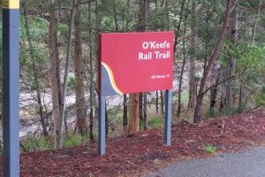 O'Keefe Rail Trail
