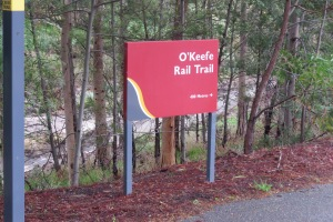 O'Keefe Rail Trail