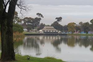 Picturesque Lake Weeroona